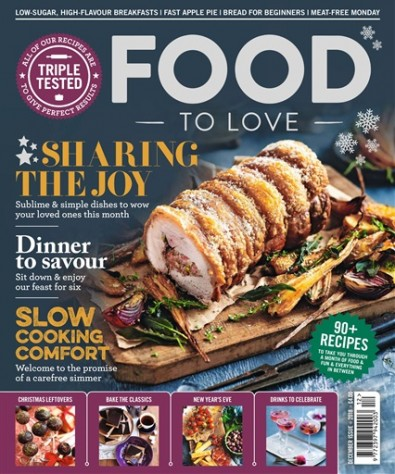 Food to Love Magazine Subscription