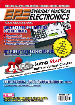 Everyday Practical Electronics Magazine Subscription