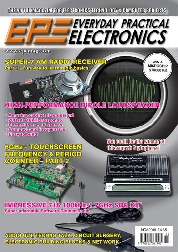 Everyday Practical Electronics Magazine Subscription