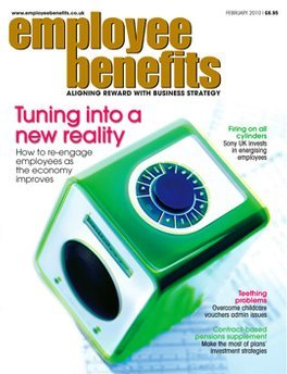 Employee Benefits Magazine Subscription