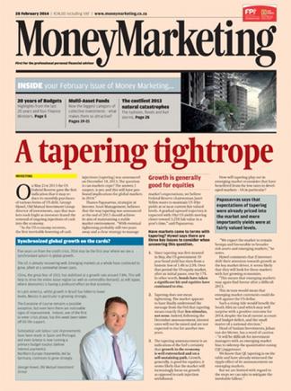 Money Marketing Newspaper Subscription