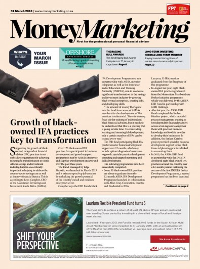 Money Marketing Newspaper Subscription
