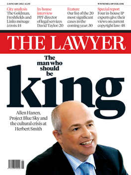 The Lawyer Magazine Subscription