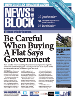 News on the Block Magazine Subscription
