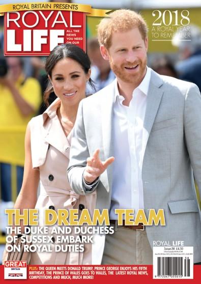 Royal Britain Presents Royal Life Magazine Subscription