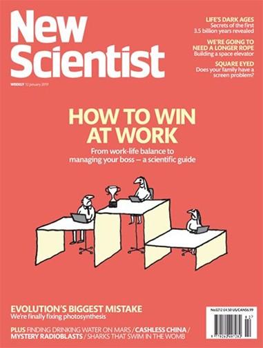 new scientist magazine
