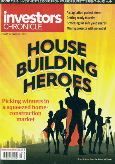 Investors Chronicle Magazine Subscription