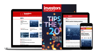 Investors Chronicle- Print + digital + Alpha Magazine Subscription