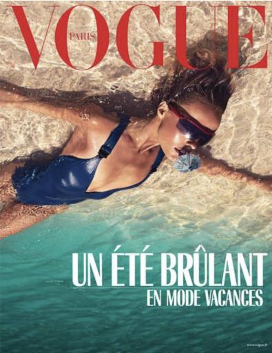 Vogue Paris Magazine Subscription