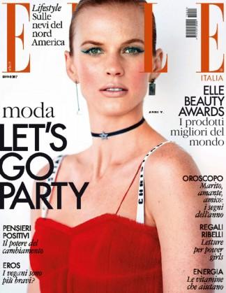 Elle Italian Magazine Subscription