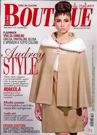 La Mia Boutique Magazine Subscription