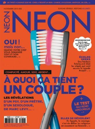 Neon Magazine Subscription
