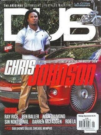 DUB Magazine Subscription