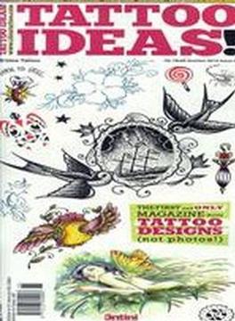 Tattoo Ideas Magazine Subscription