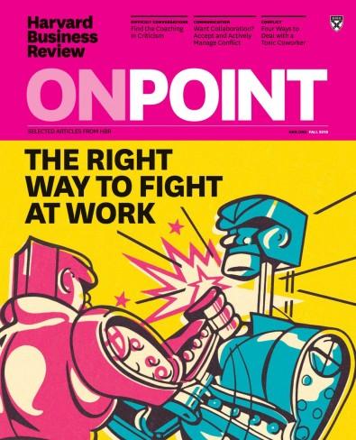 Harvard Onpoint Magazine Subscription