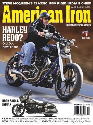 American Iron Magazine Subscription