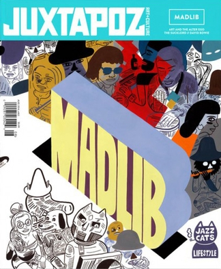 Juxtapoz Magazine Subscription