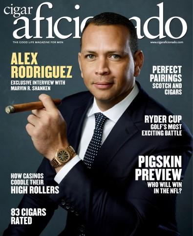 Cigar Aficionado Magazine Subscription