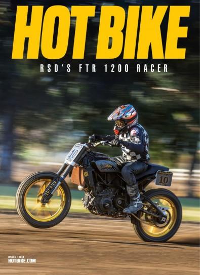 Hot Bike Magazine Subscription