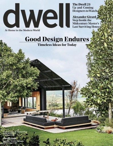 Dwell Magazine Subscription