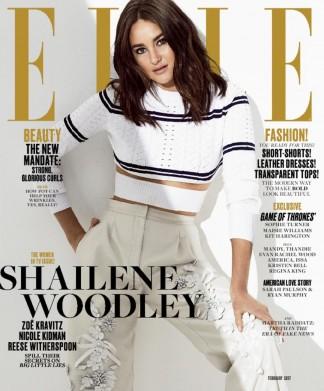 Elle USA Magazine Subscription