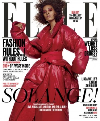 Elle USA Magazine Subscription