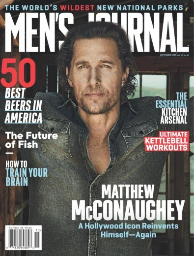 Mens Journal Magazine Subscription