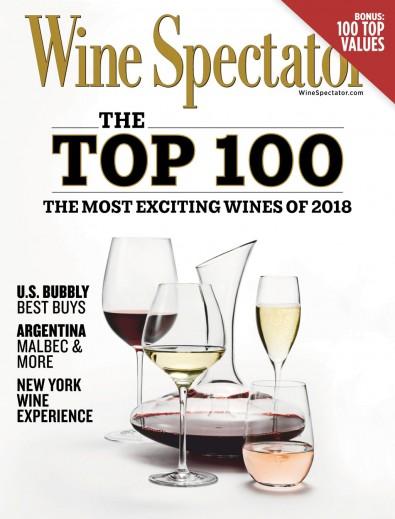 Wine Spectator Magazine Subscription