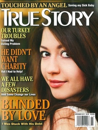 TRUE STORY Magazine Subscription