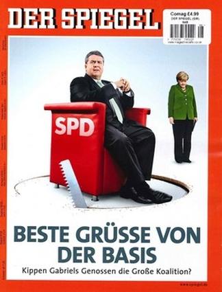 Der Spiegel Magazine Subscription