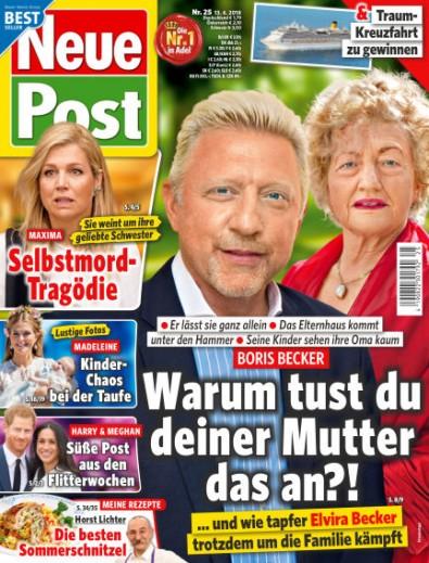 Neue Post Magazine Subscription