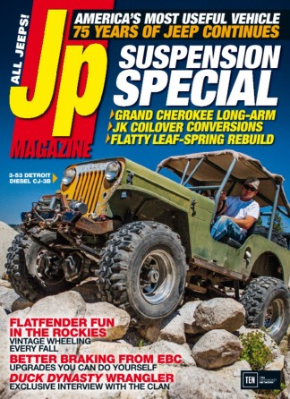 JP Magazine Magazine Subscription