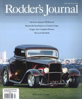 The Rodders Journal Magazine Subscription