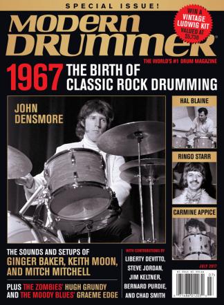 Modern Drummer Magazine Subscription