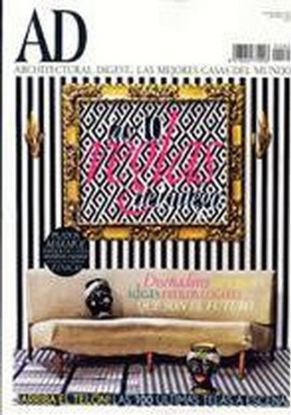 Architectural Digest SP Magazine Subscription