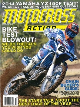 MOTOCROSS ACTION Magazine Subscription