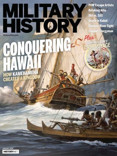 Military History Magazine Subscription