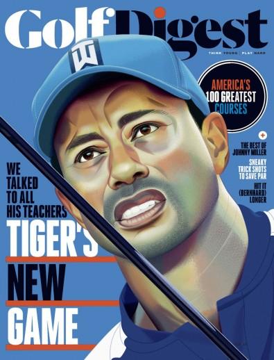 Golf Digest Magazine Subscription