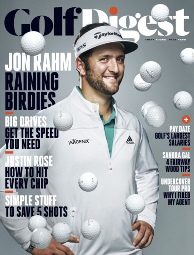 Golf Digest Magazine Subscription