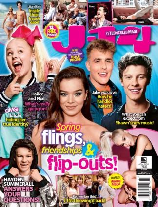 J 14 Magazine Subscription