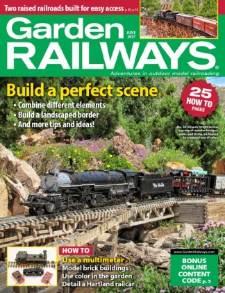 Garden Railways Magazine Subscription