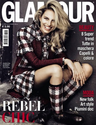Glamour Italian IT Magazine Subscription