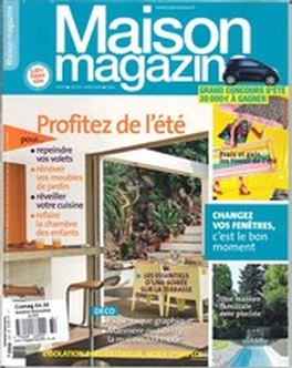 MAISON MAGAZINE Magazine Subscription