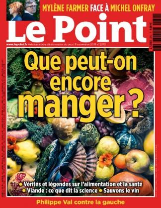 Le Point Magazine Subscription