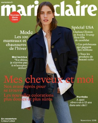 Marie Claire French Magazine Subscription