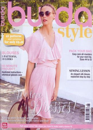 Burda Style Magazine Subscription Whsmith