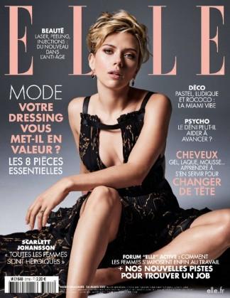 ELLE FRENCH Magazine Subscription