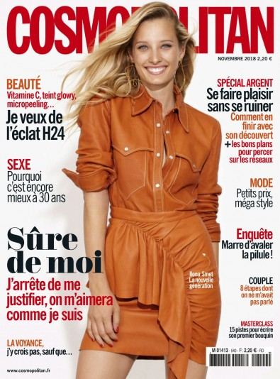 Cosmopolitan French Magazine Subscription
