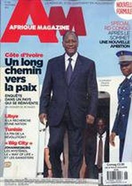 AM Afrique Magazine Subscription