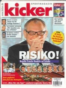 Kicker Montag Magazine Subscription